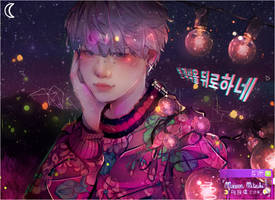 YOONGI_YOUNG FOREVER NIGHT.