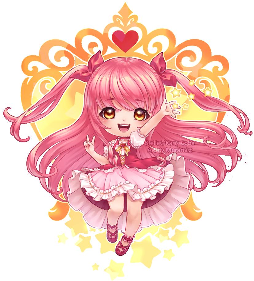 Gift - Princess Stella by Murmint