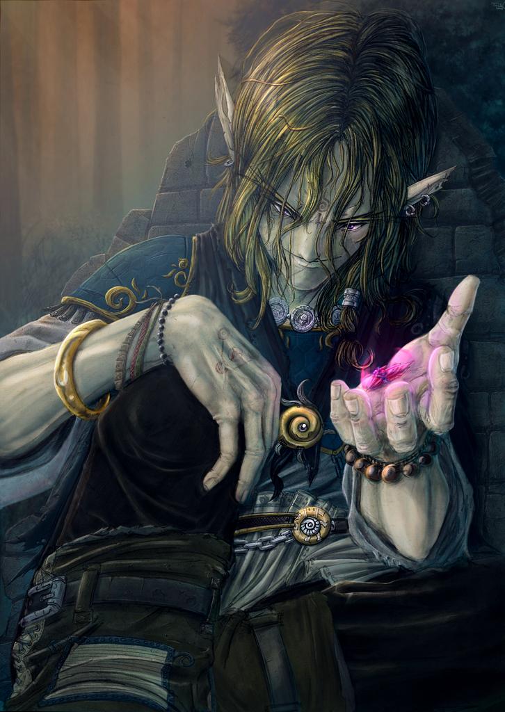 Variel The Spectral Wind Forsaken_Elf_by_Blindconcept
