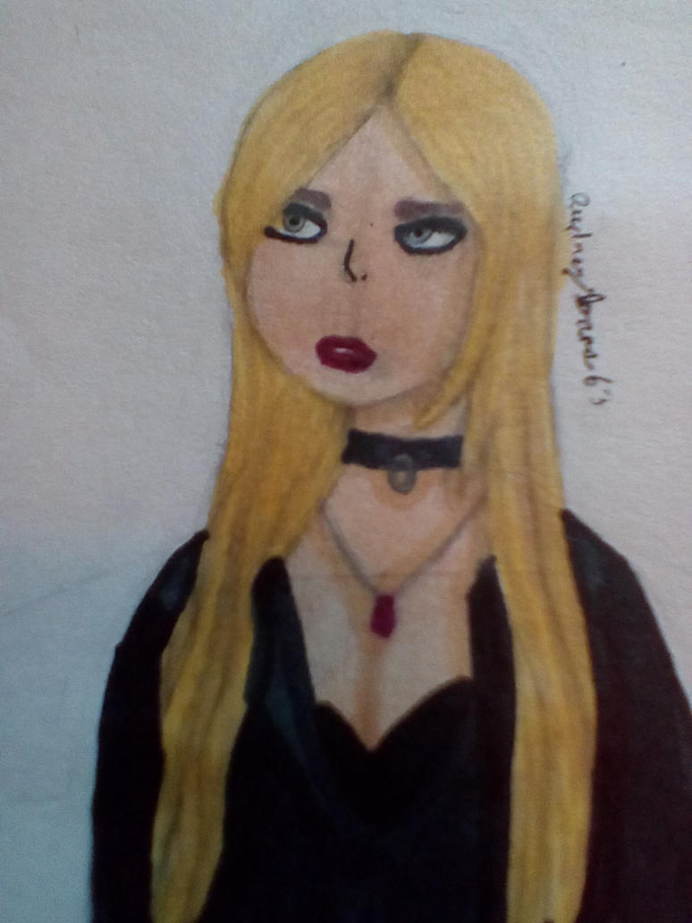 Taylor Momsen by AudreyJoanS63