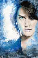 Cobie Smulders by Fayeren