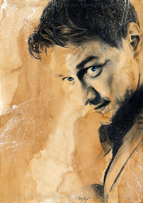 James McAvoy by Fayeren