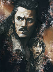 Bard the Bowman - Legacy by Fayeren