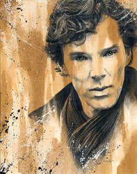 Sherlock by Fayeren