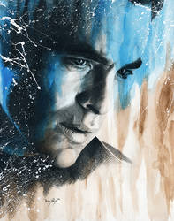 James T. Kirk - Into Darkness by Fayeren