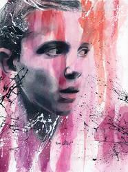 Eleven - Stranger Things by Fayeren