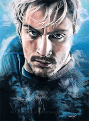 Quicksilver - Avengers: Age of Ultron by Fayeren