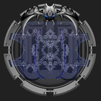 Tech Interface Spider thingy