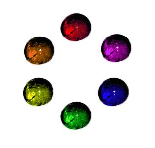 Water Color Wheel by VerbotenDarkrai