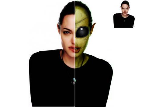 Aliena Jolie