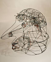 3-D Line Drawing