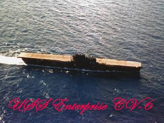 USS ENTERPRISE CV-6'S 81ST BIRTHDAY! by bomsteinam