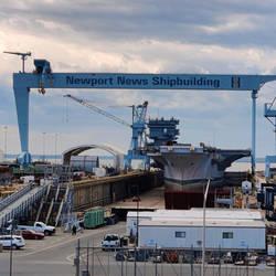 A 2nd recent photo of USS Enterprise CVN-65.