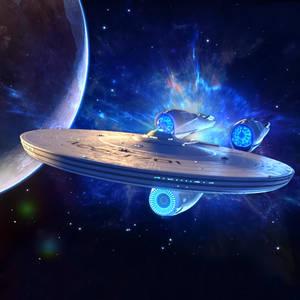 My Beloved Flagship USS Enterprise NCC-1701