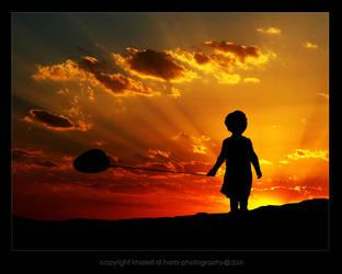 Childhood 2 by itash