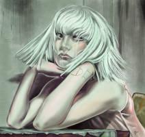 Sia - Chandelier [Maddie Ziegler] by masteryue
