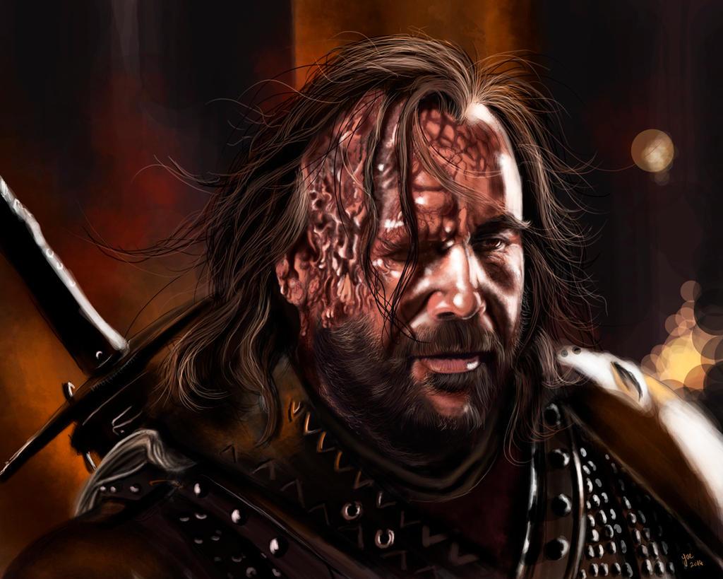 Sandor Clegane - The hound - [Rory McCann] by masteryue