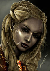 Dorna Swyft Lannister by masteryue