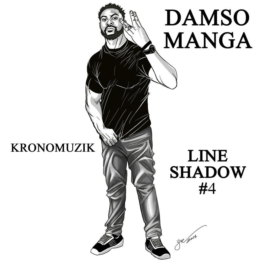 #4 LINE SHADOW Damso Manga by masteryue