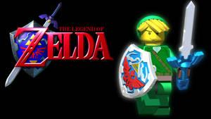 LEGO Legend of Zelda CUUSOO Project