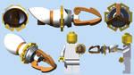LEGO Skyward Sword Clawshot
