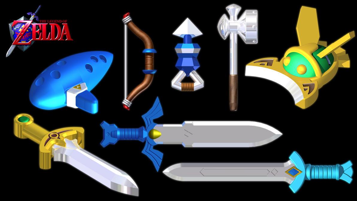 LEGO Legend of Zelda CUUSOO Project by mingles