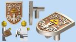 LEGO Hero's Shield (WW)