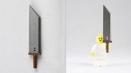 LEGO Fantasy Sword by mingles