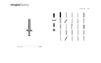 mingles Factory Alpha