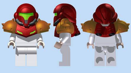 LEGO Prime Headpiece