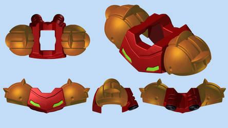 LEGO Prime Shoulder Armour