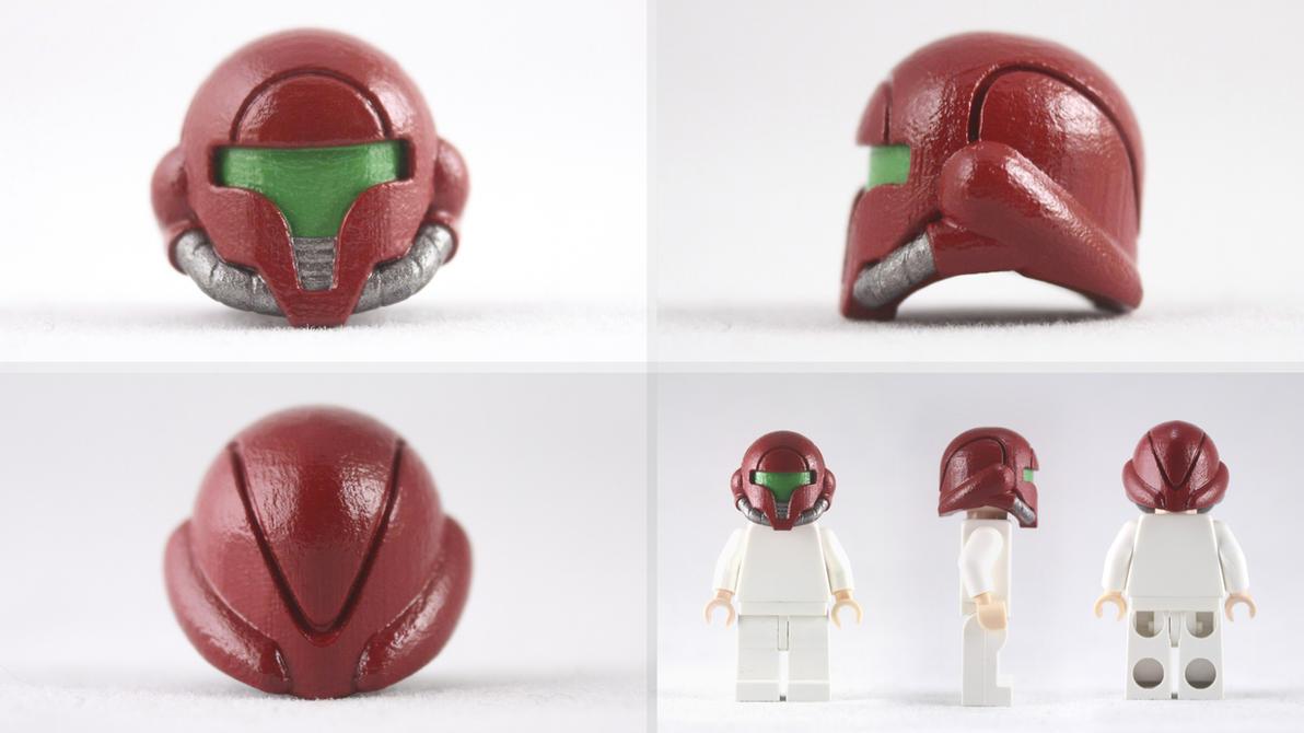 LEGO Prime Helmet by mingles
