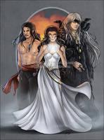 Comm -Eden,Rasrael and Sain- by Bea-Gonzalez
