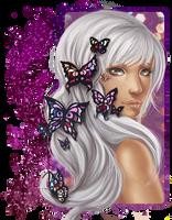 Deviant Id. butterflies by Bea-Gonzalez