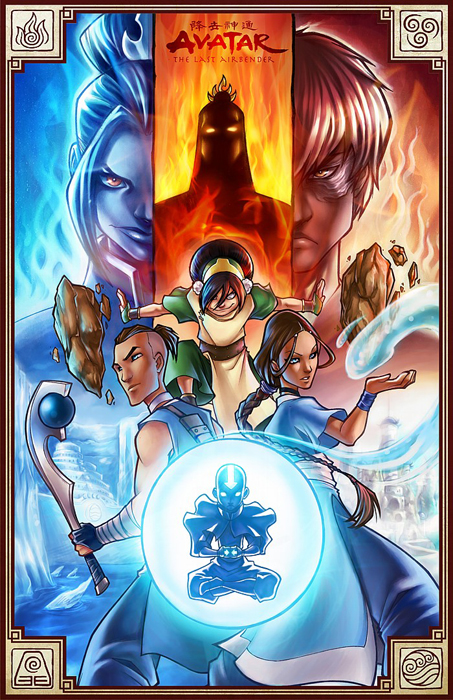 Image result for avatar the last airbender epic