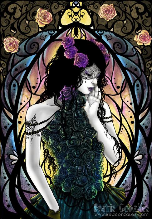 Roses by Bea-Gonzalez