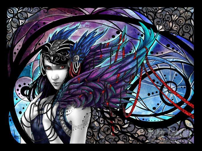 The empress by Bea-Gonzalez