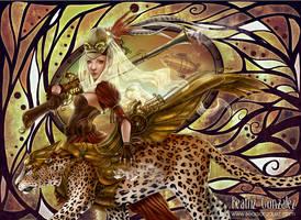 Safari by Bea-Gonzalez