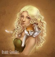 Commission - Emma by Bea-Gonzalez