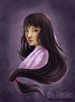 Commission - Saionji Kazusa by Bea-Gonzalez