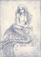 Mermaid by Bea-Gonzalez
