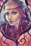 Roses - Speedpainting-