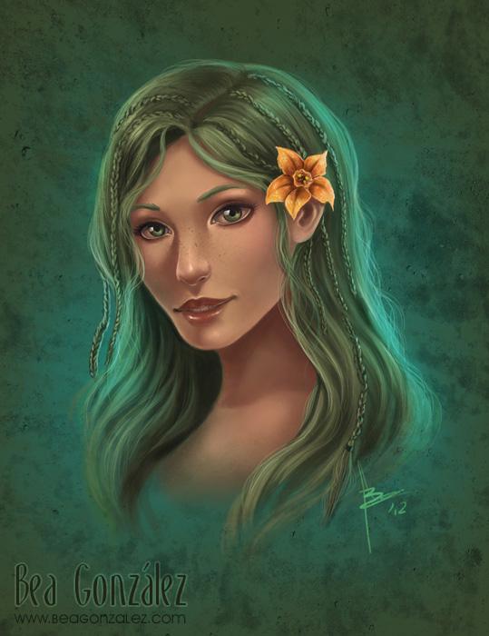 Commission - Fyneia by Bea-Gonzalez