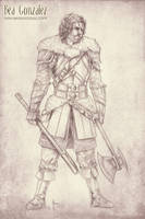 Ser Rendell the Wretched by Bea-Gonzalez