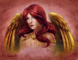 Commission - Gadriela by Bea-Gonzalez
