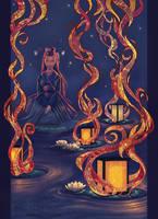 Star Lanterns by Bea-Gonzalez