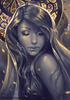 Speedpainting - Aurora by Bea-Gonzalez