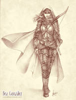Commission - Ayline by Bea-Gonzalez