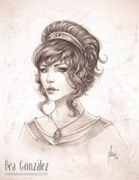 Commission - Viviette by Bea-Gonzalez