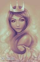 Speedpainting - Pink by Bea-Gonzalez